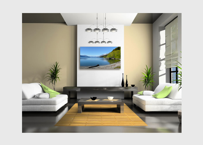 NZ-Kinloch-panorama-on-canvas-living-room