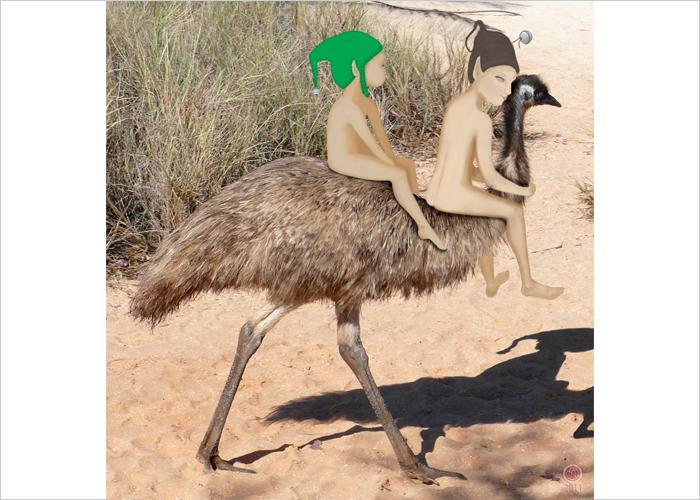 Emu-elves