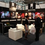 Exhibition booth layout and design RSVP 2012 for International Productions